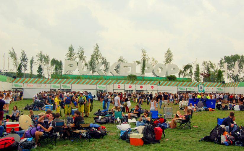 Fotoverslag: Pukkelpop 2017 officieel van start